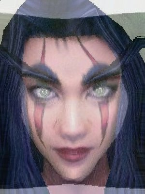 Morphed me