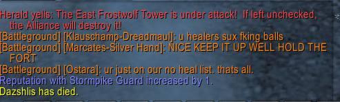 no heals