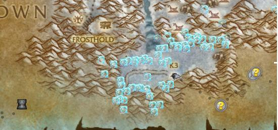 Icethorn Wow